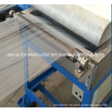 PP / PE-Kunststoffdraht, der Maschine herstellt