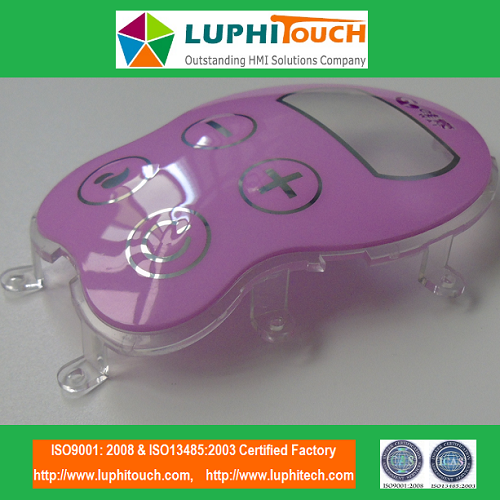 Maternal Commodity In-Mold Decoration IMD Front Enclosure