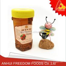 mel wolfberry orgânico puro da marca para exportar