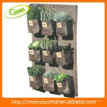 Gartenpflanzung / Pflanzentasche