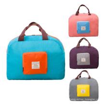 large high quality Portable Foldable travelling bags luggage waterproof duffel bag big capacity weekend bag
