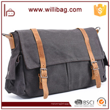 Retro Leisure Shoulder Bag Hot Sale Messenger Bag Men Canvas
