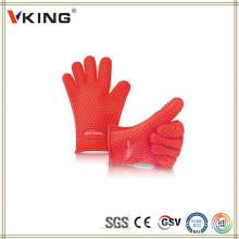 Nuevos guantes del horno de silicona de Invención Masterclass