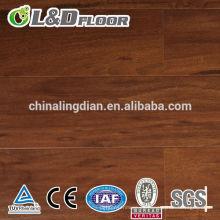 Diseño interior agradable 2mm y pegamento de 3mm por suelo de vinilo pvc seco
