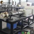 Automatischer WPC-Profil-Doppelschneckenextruder