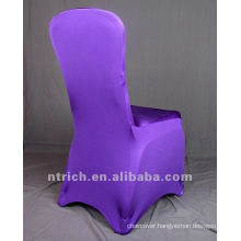 Purple colour,lycra chair cover CTS690,fancy and fantastic,cheap price but high quality
