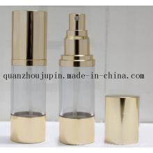 Garrafa de perfume cosmética do curso 30ml do plástico do metal do logotipo do OEM