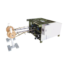 Twisted Paper Rope Machine