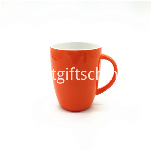 Personalized Logo Printed Stoneware Coffee Mugs1