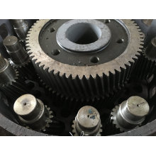 Forged 4140 Gear for Painting Machines