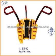 Serie API DU Series Rotary Slips