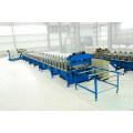 Máquinas para conformar rollos de paneles para techos y revestimientos