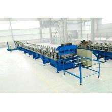 Máquinas para fazer painéis de painéis para telhados e revestimentos