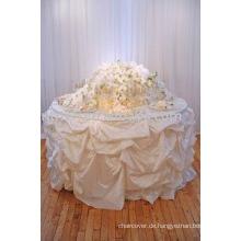 Mode-Hochzeit-Tischdecke