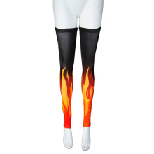 Anti-UV-Comression Kundenspezifische Sport-Leggings