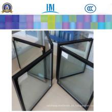 Vidrio transparente para ventana reflectante de vidrio aislante