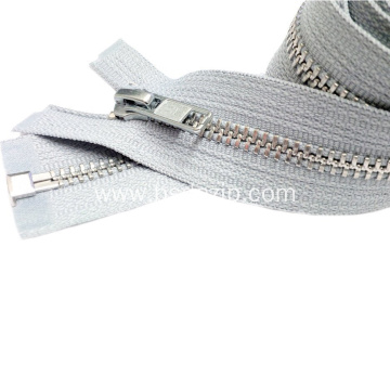 Stainless Steel 8# 30 Inch Zipper for Marine