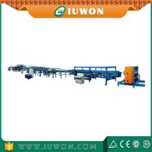 Iuwon Rock Wool Sandwich Panel Roll membentuk garis