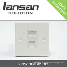 UK 2 PORT Лицевая панель для кабельного решения в Китае