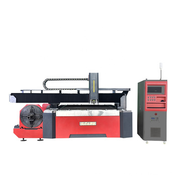 Lazer cutting machine customized 3000w plate and tube integrated laser cutting machine