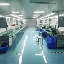 2 Ply PVC  White Rubber Conveyor Belt
