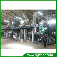 Peanut sesame soybean sorghum sunflower seed cleaning machines line plant
