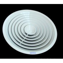 air vent round diffuser,adjustable ceiling diffuser