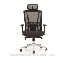 X3-01A confortable et simple style pleine chaise de bureau en maille