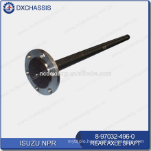 NPR axle shaft 8-97032-496-0