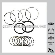 Anillo de pistón japonés STD para Mazda Cronos / 1800cc / 2000cc FSY2-11-SC0