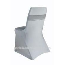 cor branca tampa de cadeira, CT265, apto para todas as cadeiras do estiramento