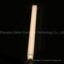 Gabinete de oro personalizados y uso de escaparate DC12V barra de luz LED
