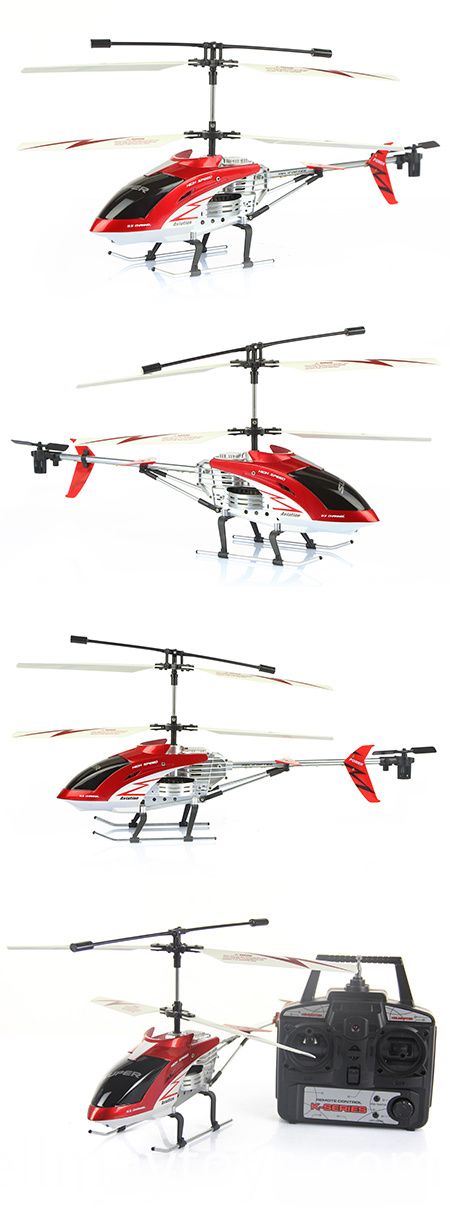 Remote Control Helicopter With Wifi Camera