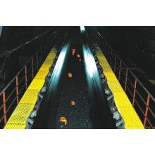Courroie transporteuse résistante aux incendies utilisée pour le moulage du charbon