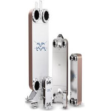 Intercambiador de calor de placas soldadas Equal Alfa Laval Zl027q