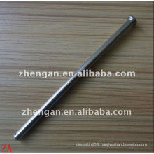 stainless steel flat head clevis pins