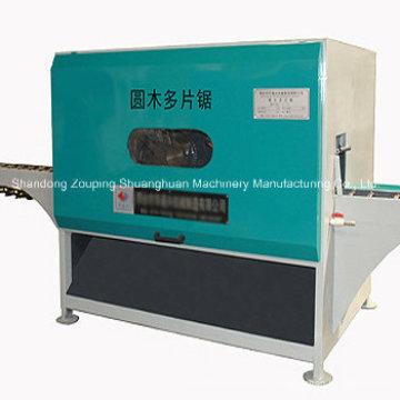 Múltiples hojas de registro Circular vio la máquina Madera Circular de la serrería