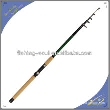 TSR001 High Quality Carbon Telespin Fishing Rods