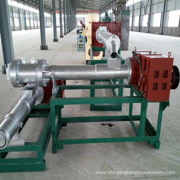 three stage plastic pellet machine line
