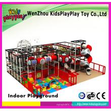 Kinderspiele Plastik Slide Spielplatz Ausrüstung Indoor Soft Play