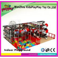 Kids Games Plastic Slide Playground Equipment Indoor Soft Play