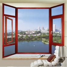 Doble vidrio con parrilla ventana ventanas de jardín lowes