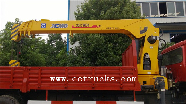 10-30 TON Truck Mounted Cranes