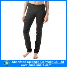 Kundenspezifische Design-Fitness tragen sexy Frauen-Sport-Strumpfhosen