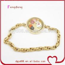 New style arc-en-ciel couleur acier inoxydable bracelet en gros