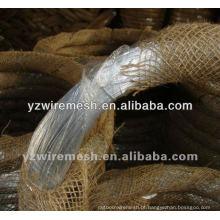 Fábrica de arame de ferro galvanizado de baixo preço