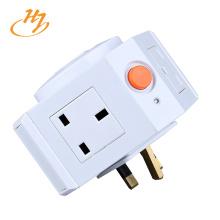 Lightning Protection Vertical Extension Plug Socket