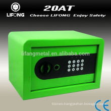 Promotion colorful mini money safe box
