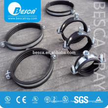 Chinese Besca Good Reputation Galvanized Pipe Clamps