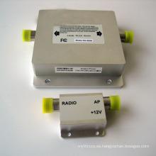 Amplificador de potencia interior del amplificador 6W de la señal del WiFi al aire libre (38dBm) 2.4G 6W